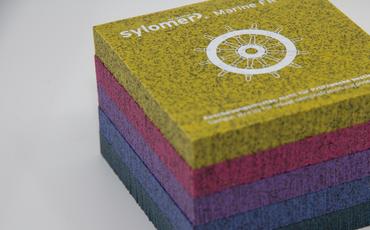 Material Series Sylomer Marine Samples