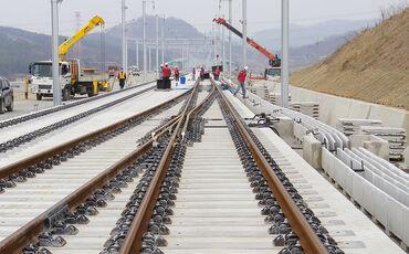 Korea Rail Network