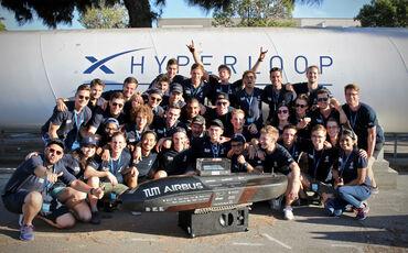 WARR Hyperloop One