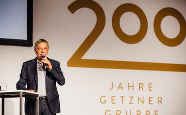 200 Jahr Feier Getzner
