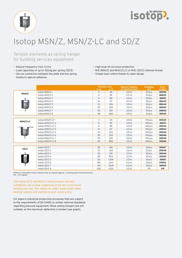 Data Sheet Isotop MSN_Z MSN_Z-LC SD_Z EN.pdf