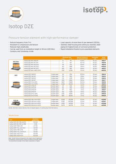 Data Sheet Isotop DZE EN.pdf