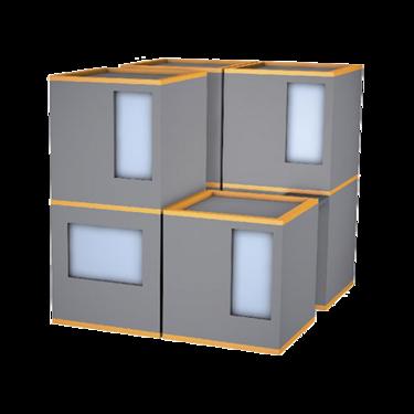 Lagerung Module Header