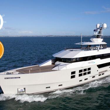 Aktionsbild Yacht