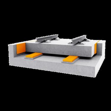 Getzner-Produkte-Bahn-Masse-Feder-System