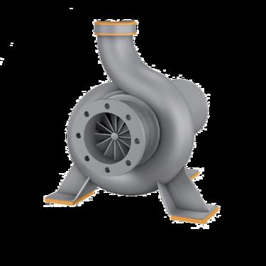 Getzner-Produkte-Industrie-Pumpenlagerungen
