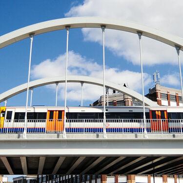 East London Line Header