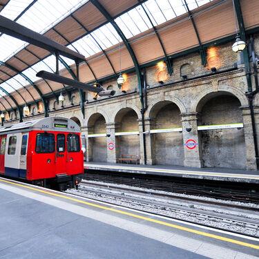London Underground, District Line, 2011