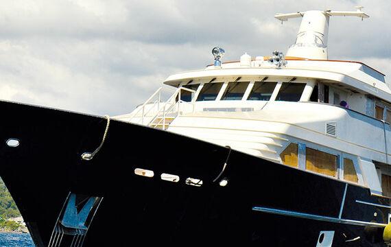 Superyacht Header