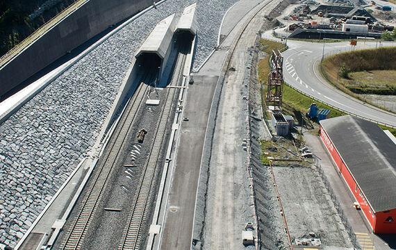Gotthard Tunnel Header