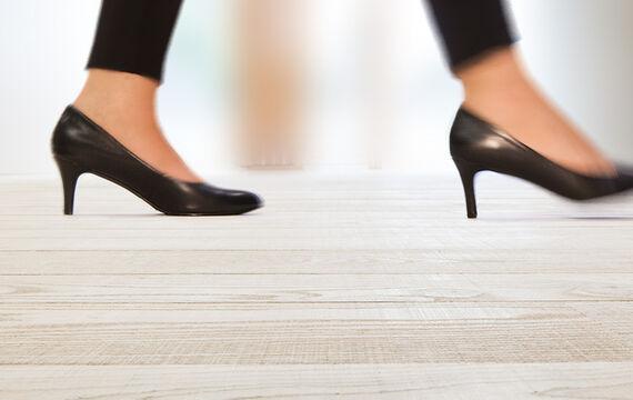 Acoustic Floor Mat Trittschall Fußbodenlagerung Footfall Noise Floating Floor