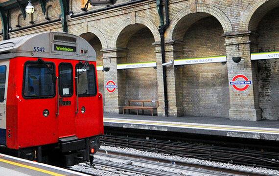 London Underground Header