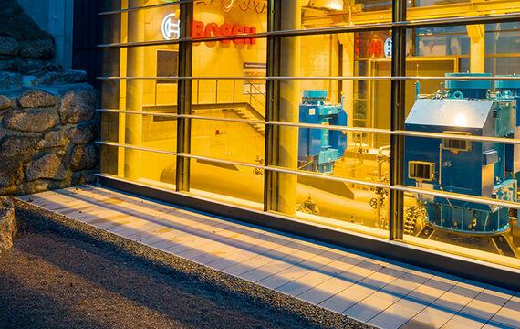 Schwingungsreduktion Maschinen- und Anlagenbau