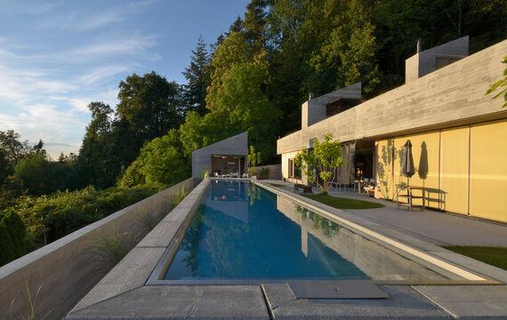 Villa Aurea © Stoph Sauter
