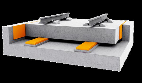 Masse-Feder-System Streifenlagerung Header