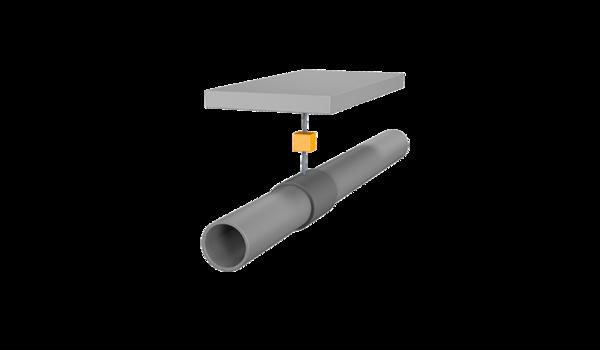 Sanitäre Anlagen und Rohre Header
