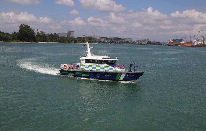 Lita Ocean, Patrol Boat