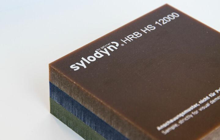Sylodyn HRB Produktserie Muster