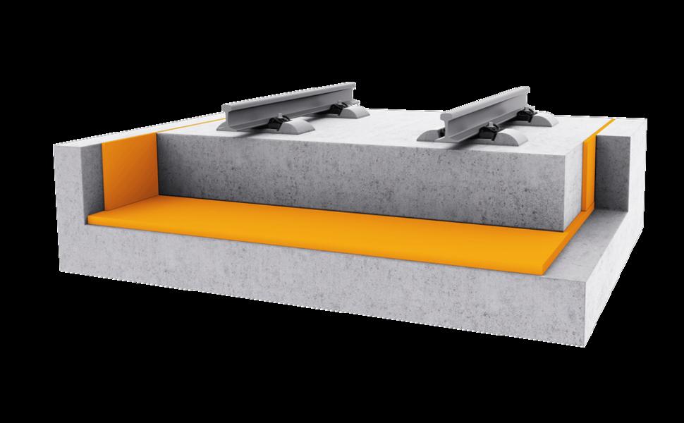 Getzner-Produkte-Bahn-Masse-Feder-System-für-Straßenbahnen