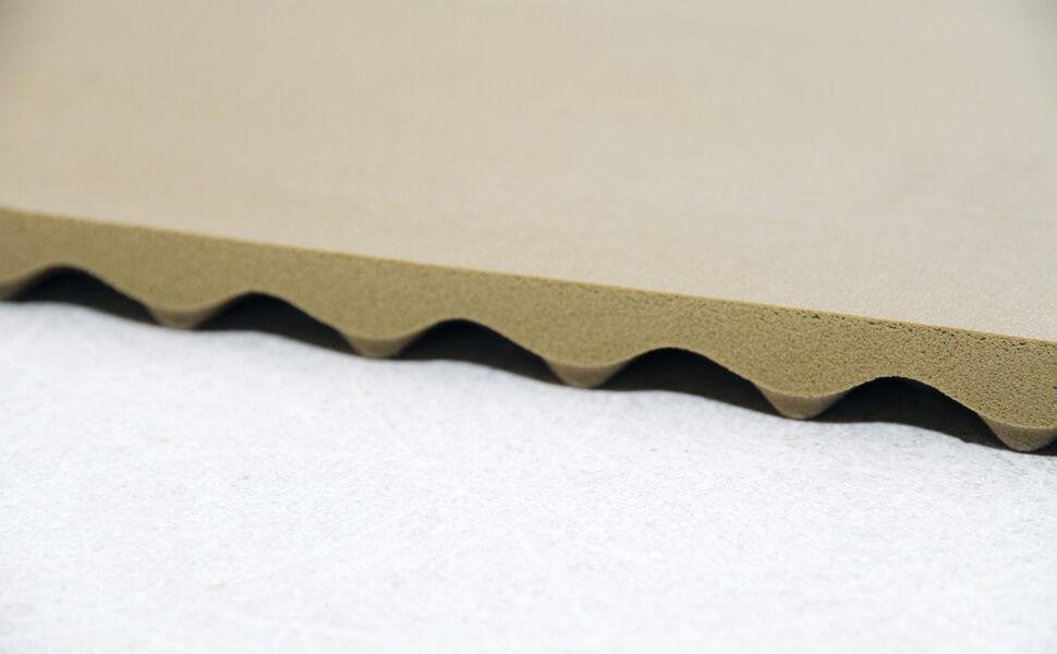 Acoustic Floor Mat AFM 31 Installation-2