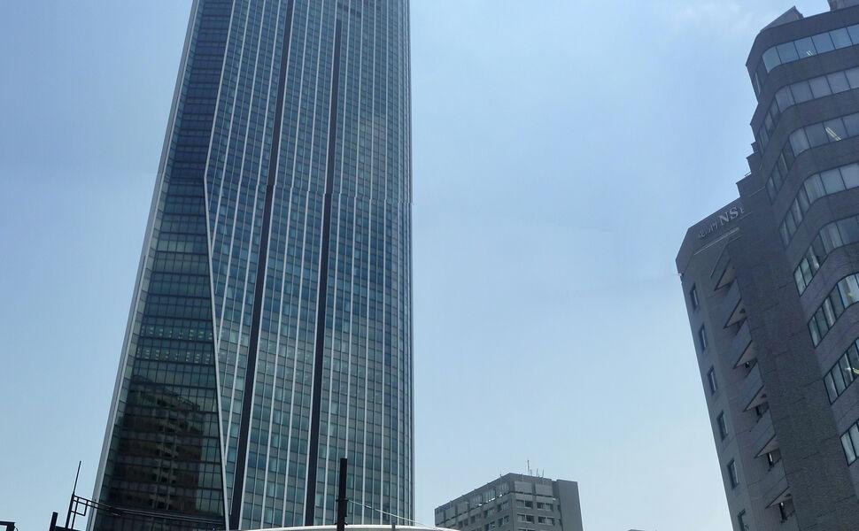 Toranomon Hills Mori Tower