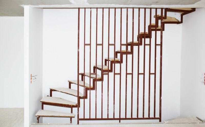Installation Staircase