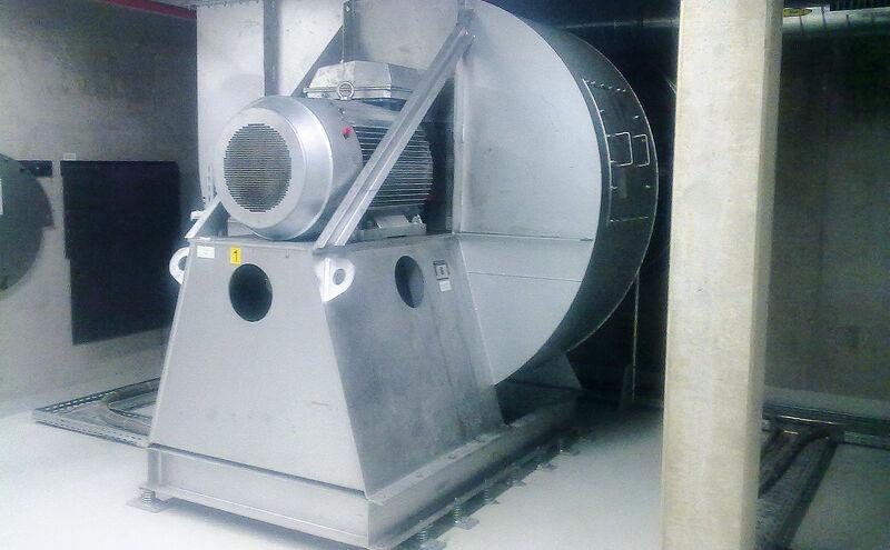 Ventilator Isotop SD