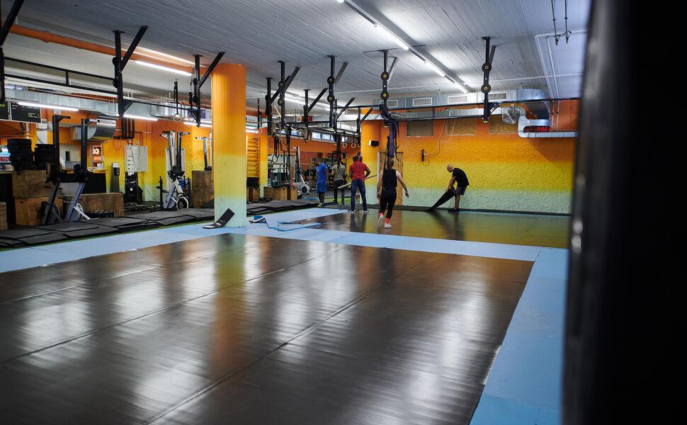 Crossfit Zuerich Fitness Room