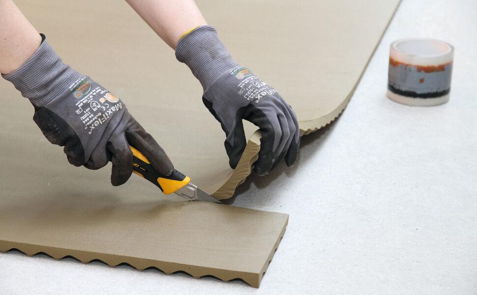 Acoustic Floor Mat AFM 31 Installation